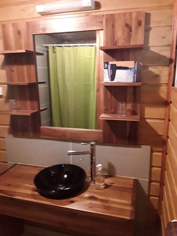 aperçu salle de bains bungalow